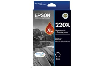 Epson 220XL Ink Cartridge Black