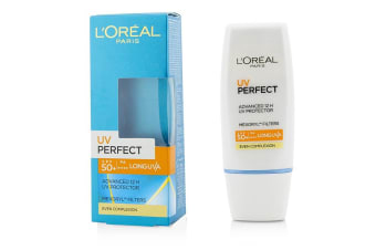 L'Oreal Dermo-Expertise UV Perfect 12H LongLasting UVA/UVB Protector /PA+++ - #Even Complexion 30ml