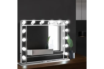 Hollywood Makeup Mirror With Light Vanity Mirror Frameless Mirror
