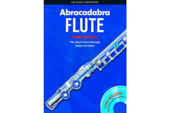 Abracadabra Flute (Pupils' Book + 2 CDs) - The Way to Learn Through Songs and Tunes