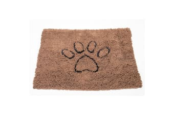 Dog Gone Smart Dirty Dog Doormat (Brown)