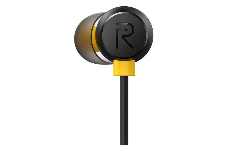 realme Buds 2 Earbuds with Mic - Black