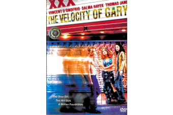 The Velocity of Gary -Salma Hayek - Region 1 Rare- Aus Stock Preowned DVD Excellent Condition