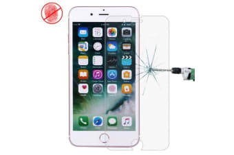 For iPhone 8 PLUS 7 PLUS Strong High-Quality Tempered Glass Screen Protector