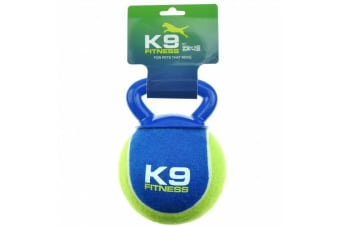 TPR Tugg with Ball - X-Large (K9 Fitness)