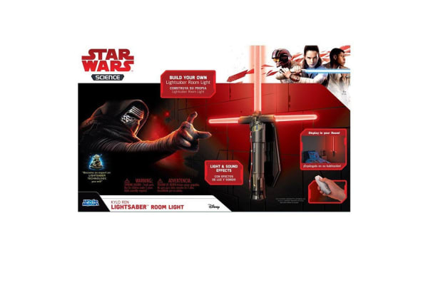 Kylo Ren Star Wars Lightsaber Room Light