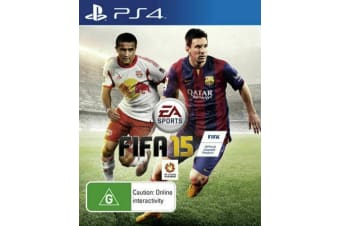 Fifa 15 PS4 PlayStation 4 Game - Disc Like New