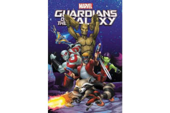Guardians Of The Galaxy - An Awesome Mix