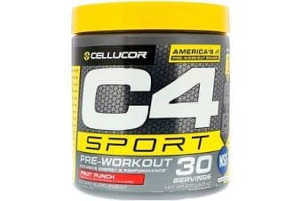 C4 Sport Pre-Workout - Fruit Punch