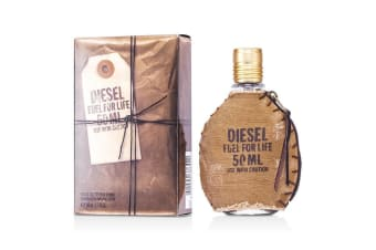 Diesel Fuel For Life Eau De Toilette Spray 50ml/1.7oz