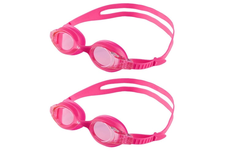 2PK Arena Junior X-Lite Adjustable Swimming Goggle Anti-Fog Kids 2-5y PK