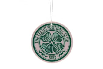 Celtic FC Air Freshener (Green/White) (One Size)