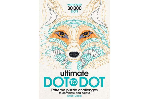 Ultimate Dot to Dot - Extreme Puzzle Challenges to Complete and Colour