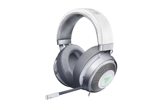 Razer Kraken 7.1 Chroma V2 Mercury Edition Digital Gaming Headset