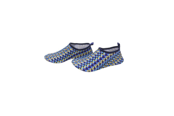 Quick Drying Outdoor Water Shoes For Beach Swim Surf Yoga Exercise Black Blue M