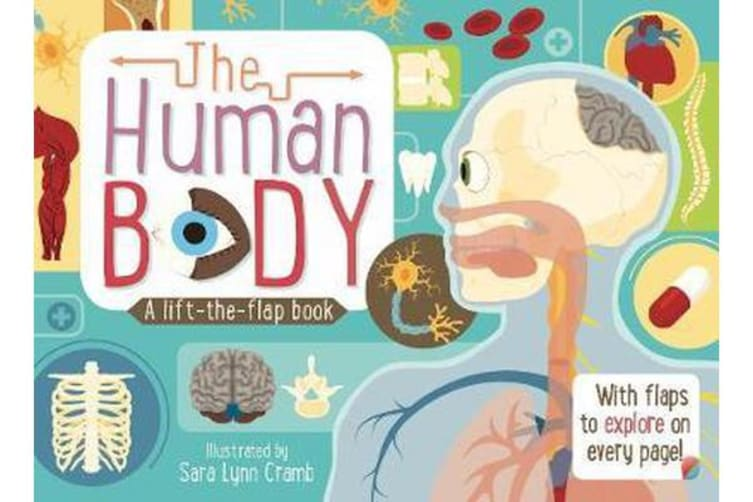 The Human Body - a Lift-the-Flap Book