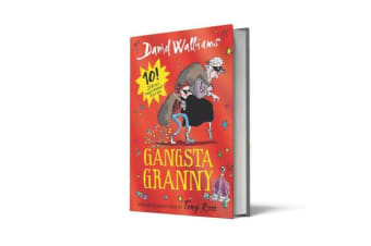 Gangsta Granny - Limited Gift Edition of David Walliams' Bestselling Children's Book