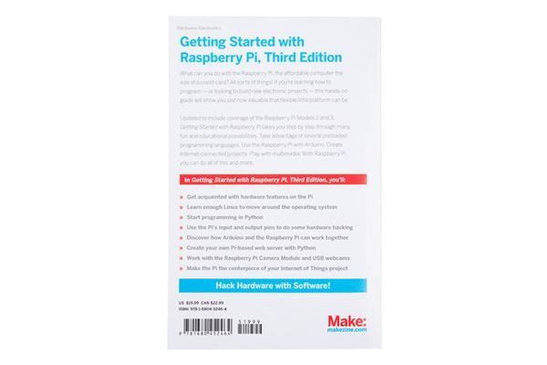 Getting Started with Raspberry Pi - 3rd Edition