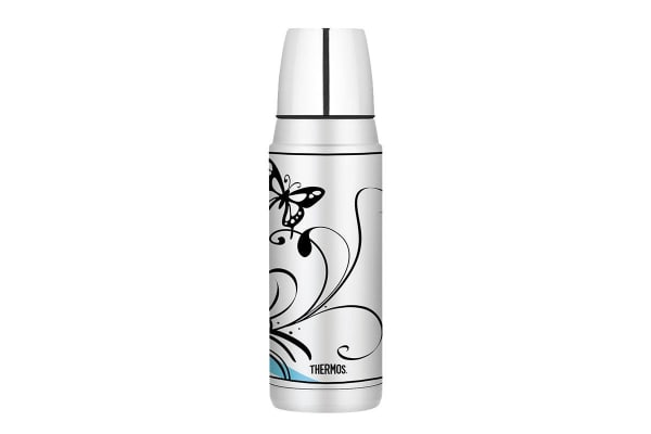 Thermos 480 ml Stainless Steel Vacuum Insulated Flask (Butterfly)