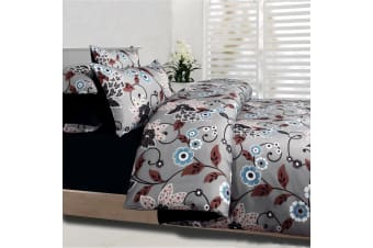 6 Pce Bed Pack Set Stafford Double