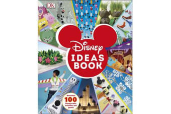 Disney Ideas Book - More than 100 Disney Crafts, Activities, and Games