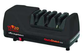 Chefs Choice Diamond Hone Angleselect Electric Knife Sharpener Model 1520 Pro