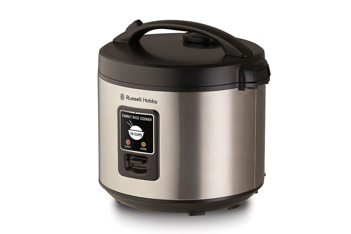Russell Hobbs 10 Cup Family Rice Cooker (RHRC1)