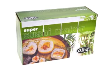 Super Sushi Maker Set - 8 Pieces