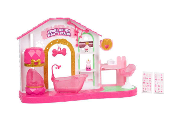 Shopkins Kennel Cutie Beauty Parlor Playset