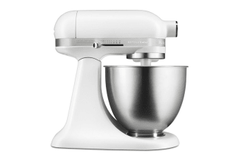 KitchenAid Artisan Mini Stand Mixer - Matte White (5KSM3311XAFW)