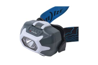 Nite Ize Swipe to Shine Dual Power Rechargeable HeadLamp