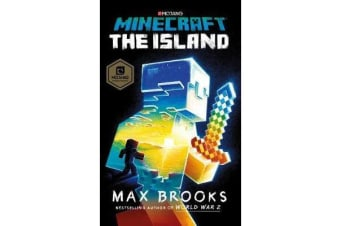 Minecraft: The Island - (The First Official Minecraft Novel)