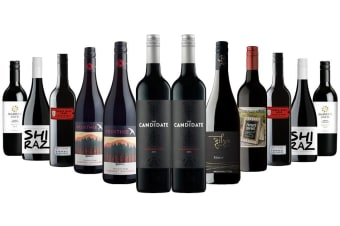 Platinum Red Wines Mixed - 12 Bottles