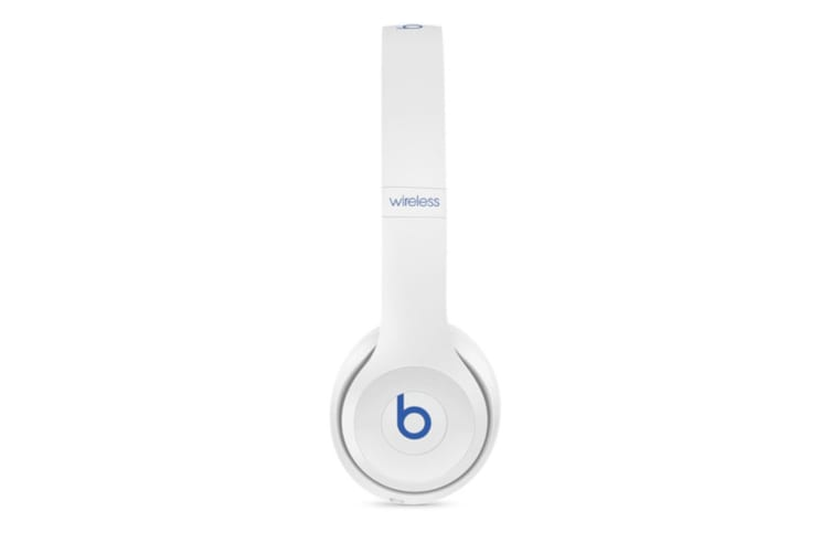Beats Solo3 Wireless Headphones (Beats Club Collection, Club White)