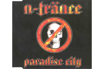 N-Trance – Paradise City PRE-OWNED CD: DISC LIKE NEW