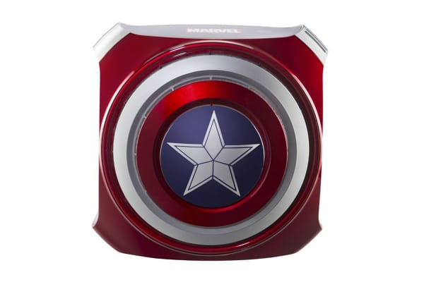 Marvel Habanero 2 Captain America Wireless Air Purifier (MV-H2-CA-FR)
