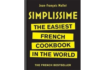 Simplissime - The Easiest French Cookbook in the world