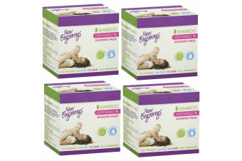 160pc New Beginnings Disposable Nursing Pads