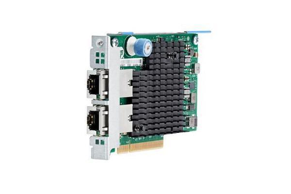HPE HP ETHERNET 10GB 561FLR-T 2P ADAPTER