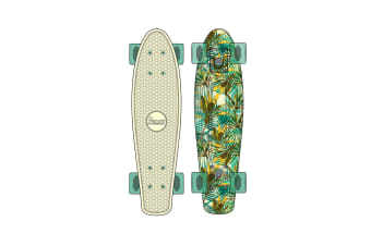 Penny Complete Cruiser Skateboard - 22 Jungle Party Glow
