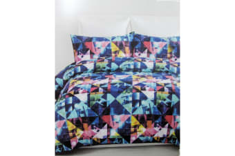 Mambo Atari Cotton Rich Licensed Quilt Cover Set