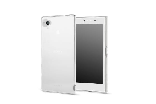 Sony Z5 Compact Slim Case (Clear)