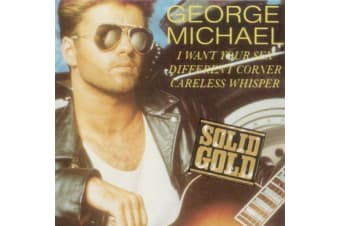 George Michael – I Want Your Sex / Different Corner / Careless Whisper NEW