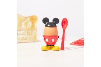 Official Disney Mickey Mouse Egg Cup & Toast Stamp