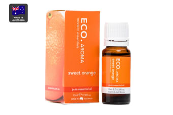 ECO. Aroma Sweet Orange Essential Oil (10mL)
