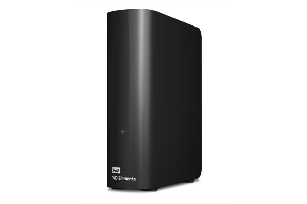 "WD Elements Desktop 3.5"" 3TB External USB 3.0 Hard Drive - Black (WDBWLG0030HBK)"