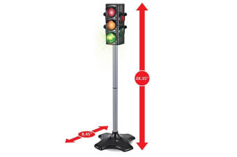 MPM Working Traffic Light Toy