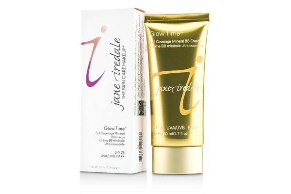Jane Iredale Glow Time Full Coverage Mineral BB Cream SPF 25 - BB6 (50ml/1.7oz)