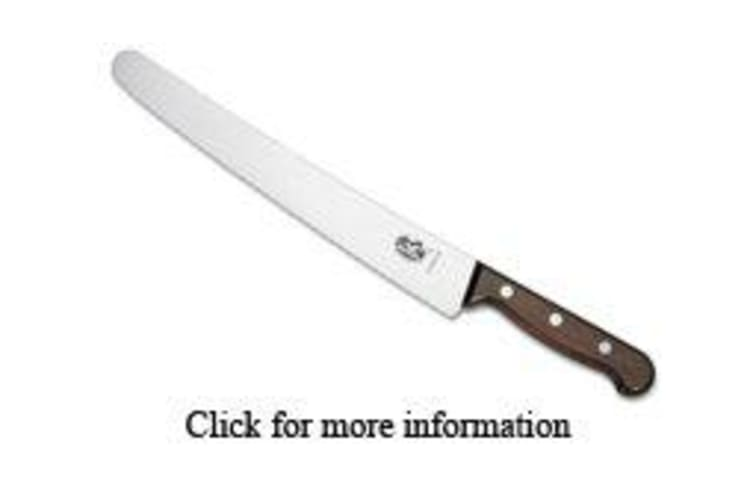 Victorinox Rosewood Pastry Knife, 26cm
