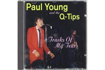Paul Young and the Q Tips Tracks of My Tears BRAND NEW SEALED MUSIC ALBUM CD